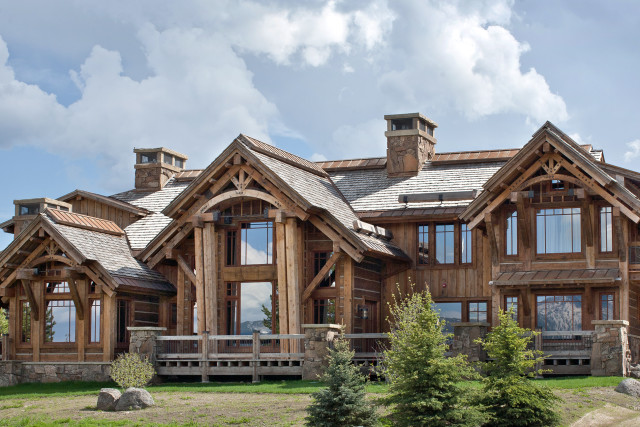Yellowstone Club Home. Montana